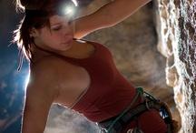 Beautiful climbers