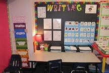 School--organizing/decorating/classroom layout / by Jennifer Still
