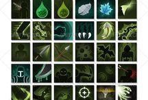 Iconos RPGs