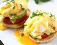 Food:) - Good Morning / by Rebecca Sroka
