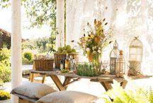 porches n patios / by Bekah Ricker