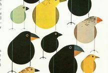 Illustration | Birds