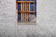Abandon, derelict buildings and houses / If only the walls could talk~~~~~some haunted, I guess!!!