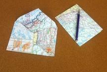 maps / by Grace Nielsen
