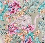 Fabrics, prints & wallpapers