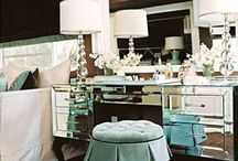 Dressing Table Makeup Vanity / by CW