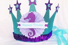 Princess Mermaid Party
