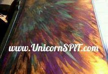 Unicorn Spit