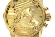 Diesel Uhren Gold / Diesel Uhren Gold
