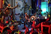 Awesome Action Figure Dioramas