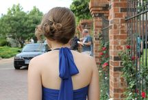 Hair .Up-do, Prom Colleyville Texas
