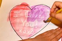 valentines at school / by Caitlin Hollar
