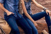 Bogge Jeans / Campanha Bogge Jeans  AME Estúdio  Beauty: Aurea Corsi