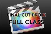Video - Final Cut PRO X
