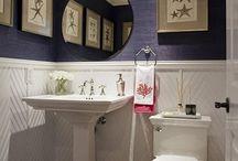 Bathroom / public / by Gretchen Griffee