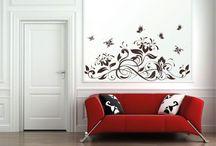 Nálepky na steny