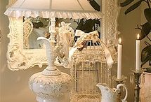 Cottage-Vintage-Shabby Design / by Claudia Tyler