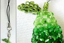 Beads, beads, beads / Beads, bead stitching, findings and inspiration.  / by Sarah Nestheide