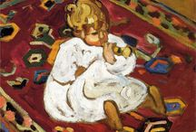 French: Vlaminck, Valtat, Redon, Soutine, Martin, Seurat, Rousseau and more French