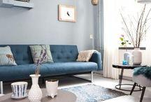 Ikwoonfijn.nl — DENIM DRIFT / Volgens Flexa wordt denim drift (blauwgrijs) dé kleur van het jaar 2017. Op dit bord doe jij jouw wooninspiratie en -ideeën op omtrent deze trend!
