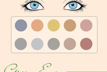 eyeshadows for every eye color