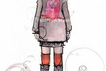 kathryn elyse drawings