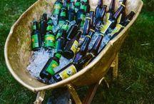 porta botellas vintage