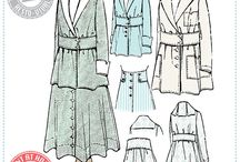 Historically Sew Monthly 2015 / Ideas and Inspiration for Historically Sew Monthly Challenge