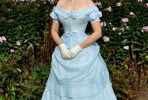 1868-1889: Victorian Era, Part 3 / Say hello to the infamous bustle! / by Angelina Parise