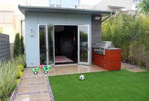 ::backyard reno / by Sissy E