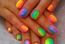 Nails / Nails and polishes / by Diane Capo