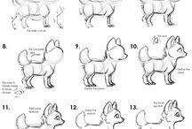 Drawings - Cartoons