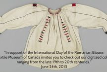 IA Day - The Universal Day of the Romanian Blouse. June 24th / by La Blouse Roumaine