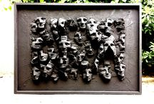 sculptures / http://www.antonakos.eu/ artist vassilis antonakos