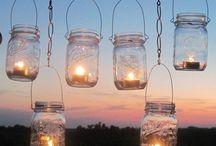 Lighting for wedding bashes