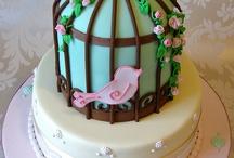 Birdcage Cakes / by Ana Jiménez