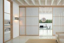 1/2 etage et porte placard