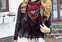 Russian scarf