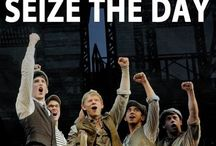 "Newsies / The NEWSIES make headlines in Grand Rapids September 22-27! Winner of the 2012 Tony Awards for ""Best Score"" and ""Best Choreography,"" this classic Disney musical is based off of a true story, and will have you dancing in the streets!"