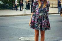 • outfit • / inspirações primavera | verão | outono | inverno