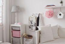 dekorasyon / beyaz deko