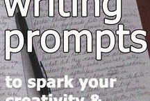 Writing. / by Lina Battaglia