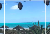 Caribbean Travel | Turks & Caicos / Pins about all the pristine beaches, beautiful sites and unique attractions to be experienced on the Caribbean islands of Turks and Caicos.
