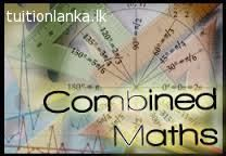 A/L Combined Maths @ Nuwara Eliya