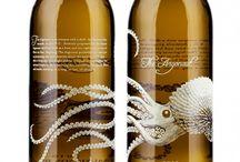 Wines labels