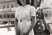 1940s dresses & outfits