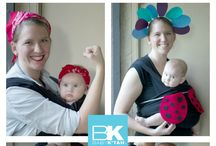 Babywearing Costumes / DIY Baby K'tan costumes you can make using your Baby K'tan Baby Carrier