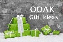 OOAK Gift Ideas! / One of A Kind Artisan made creations, great for gift giving! WANT TO ADD your items? E-mail us at pinner@ooakartisanshowcase.com
