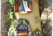 Tegole decorate
