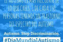 Dia Mundial del Autismo 2 de Abril